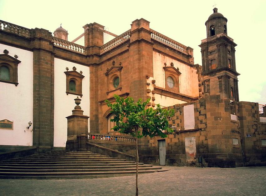 Excursión pedagógica a Las Palmas de Gran Canaria