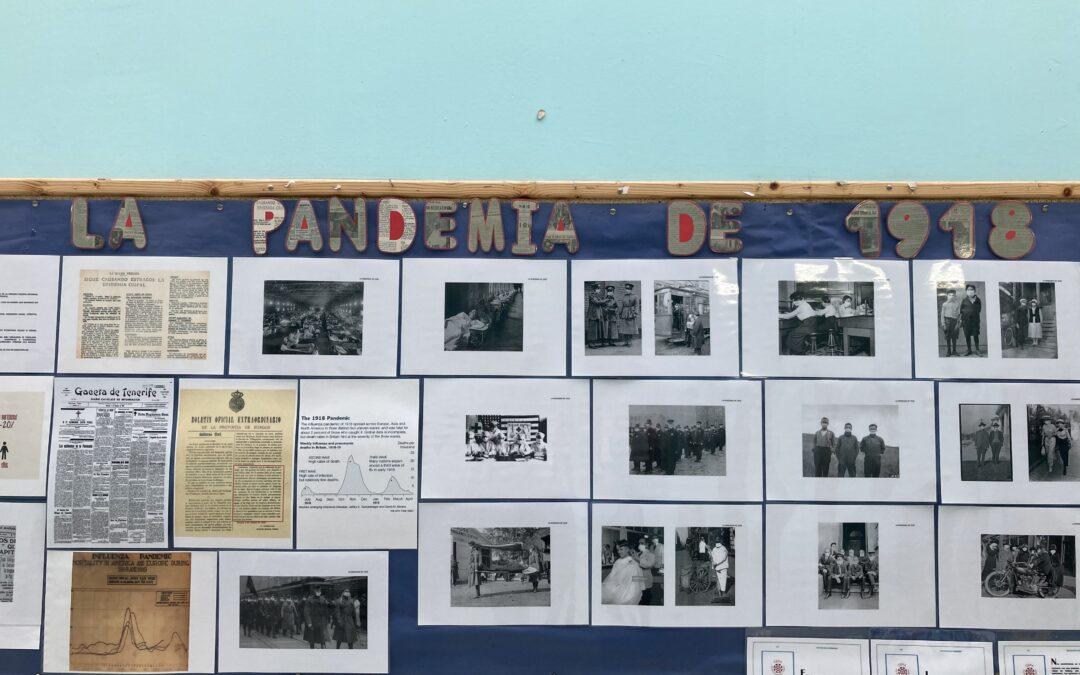 Pandemia del 1918